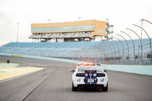Homestead-Miami Speedway Pace Car Entrance