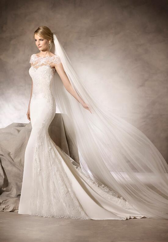 LA SPOSA HAMAN Wedding Dress photo