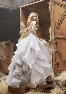 Hayley Paige 6413 - Dori Ball Gown Wedding Dress