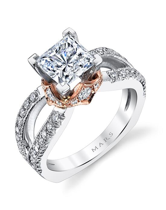 MARS Fine Jewelry 255RG Engagement Ring photo