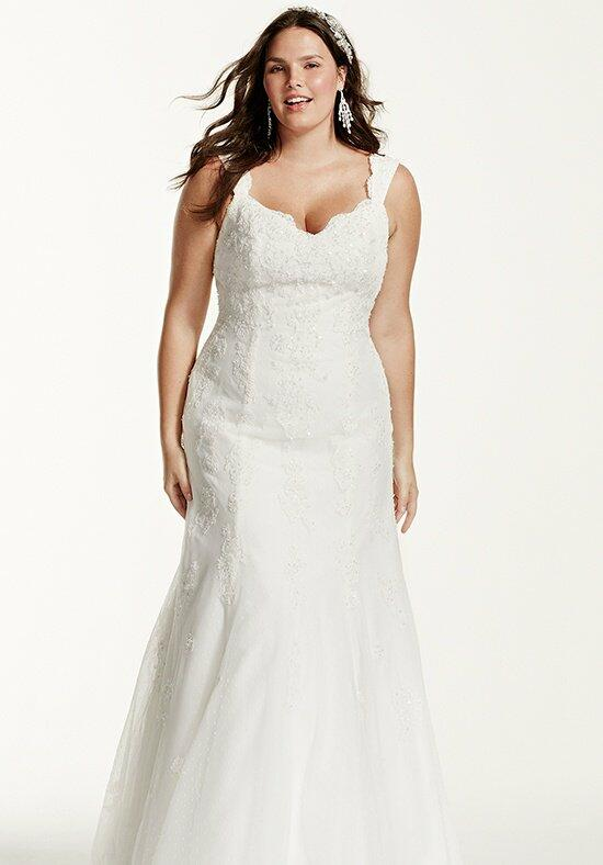 David's Bridal David's Bridal Woman Style 9V3643 Wedding Dress photo