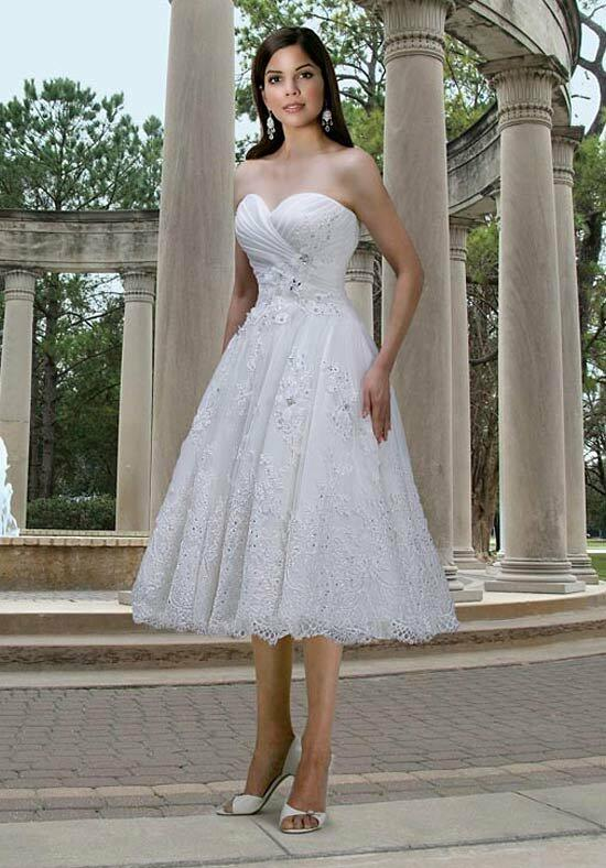 DaVinci Bridal 50076 Wedding Dress photo