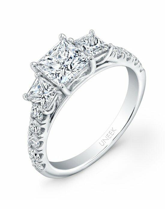 Uneek Fine Jewelry USM015PC2-5.5PC Engagement Ring photo