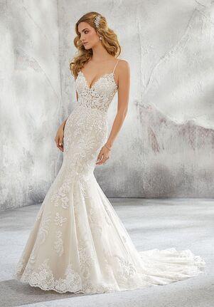 Morilee by Madeline Gardner 8292 / Lunetta Sheath Wedding Dress
