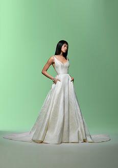Lazaro Aster/32006 Ball Gown Wedding Dress