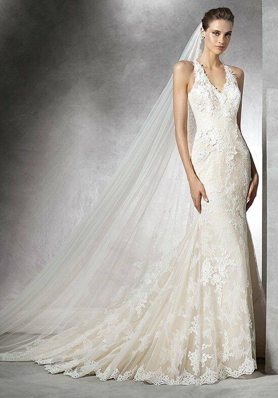PRONOVIAS TEMIS Wedding Dress photo