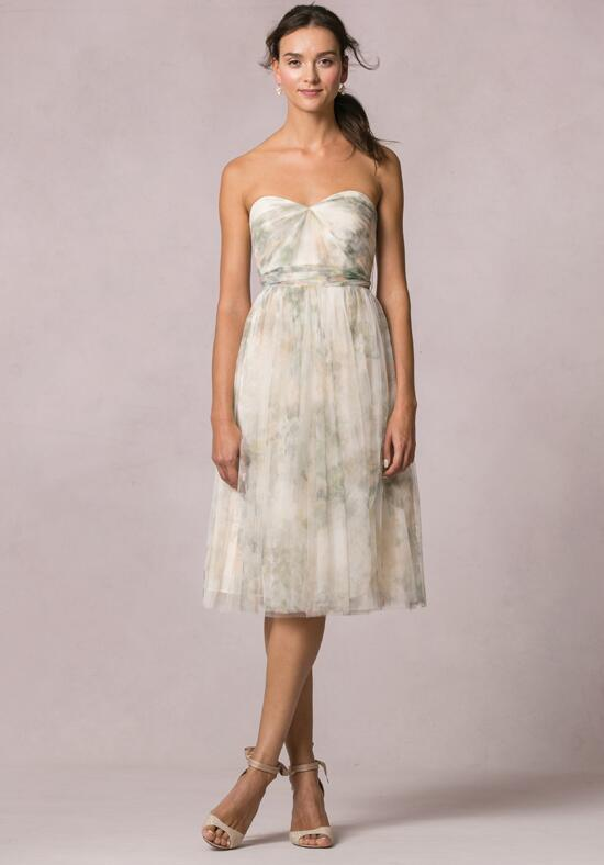Jenny Yoo Collection (Maids) Maia Print Bridesmaid Dress photo