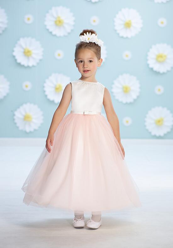 Joan Calabrese by Mon Cheri 116367 Flower Girl Dress photo