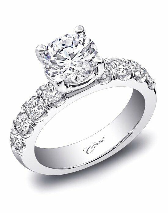 Coast Diamond Charisma Collection - LZ5017 Engagement Ring photo