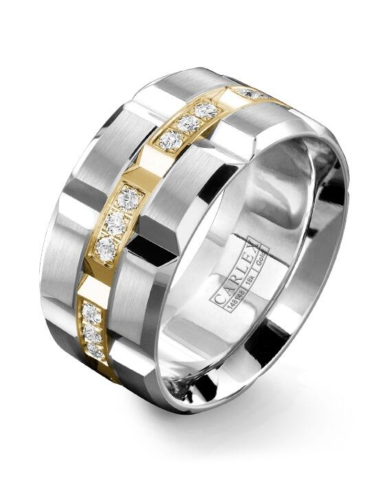 Carlex WB-9166YW Wedding Ring photo