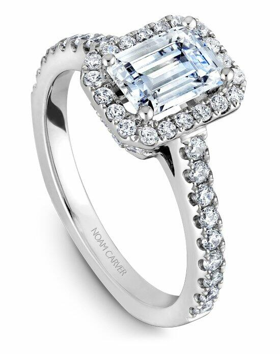Noam Carver B034-01WS-100A Engagement Ring photo