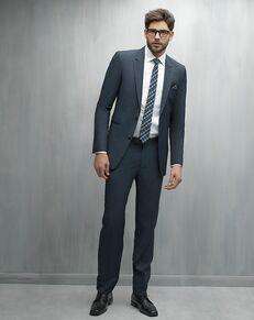 Allure Men Indigo Suit Blue Tuxedo