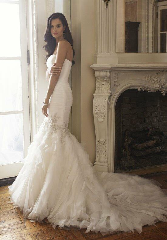 Badgley Mischka Bride Brigette Wedding Dress photo