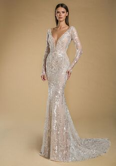 LOVE by Pnina Tornai for Kleinfeld 14838 Wedding Dress