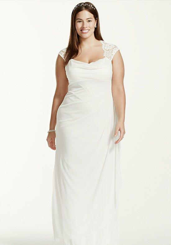 David's Bridal David's Bridal Woman Style XS3450W Wedding Dress photo