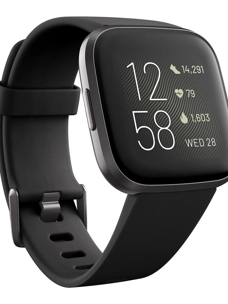 Fitbit Smart Watch in black