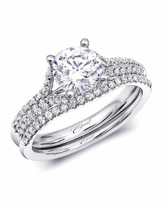 Coast Diamond Charisma Collection LC10008 & WC10008 Engagement Ring photo