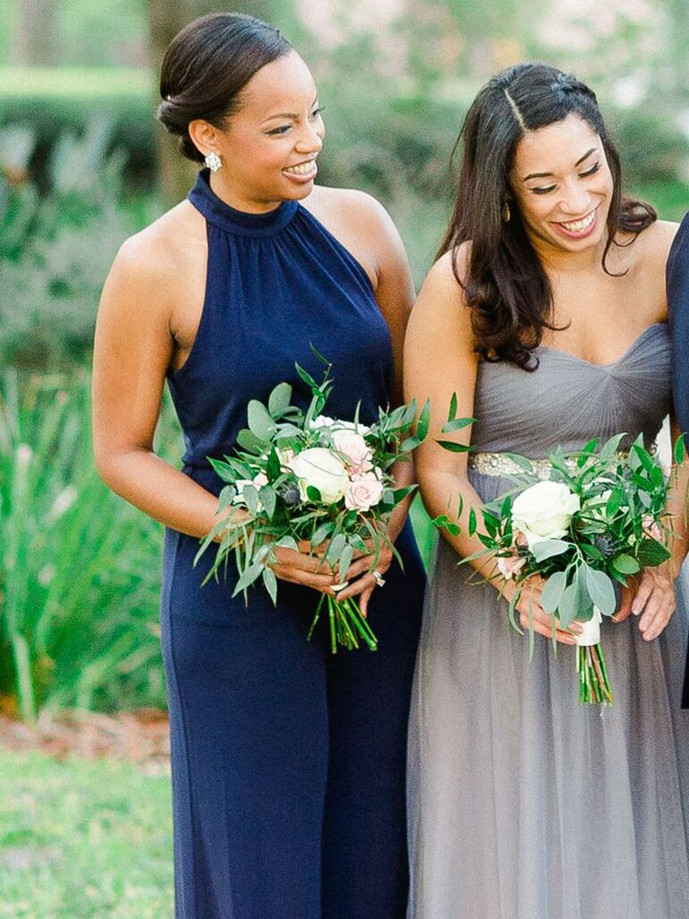 Wedding Guest Hairstyles Low Bun With Twists