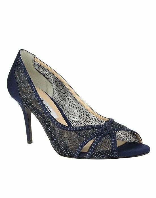 Nina Bridal FRESH_NEW NAVY_MAIN Wedding Shoes photo