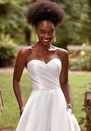 Sincerity Bridal 44277 Ball Gown Wedding Dress