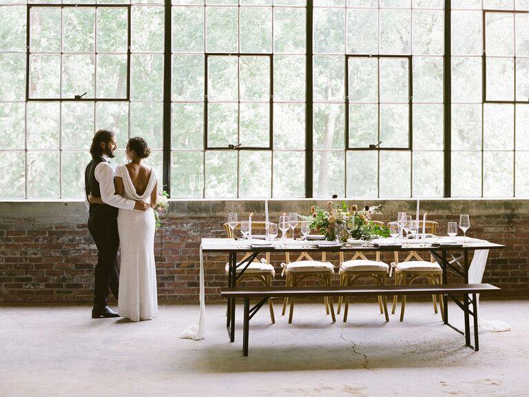 Wedding venue in Charlottesville, Virginia.