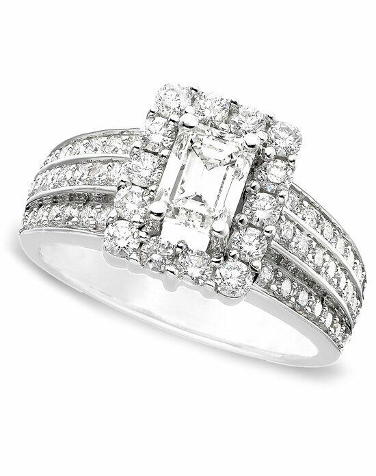 Macy's ISR1634CTQ Engagement Ring photo