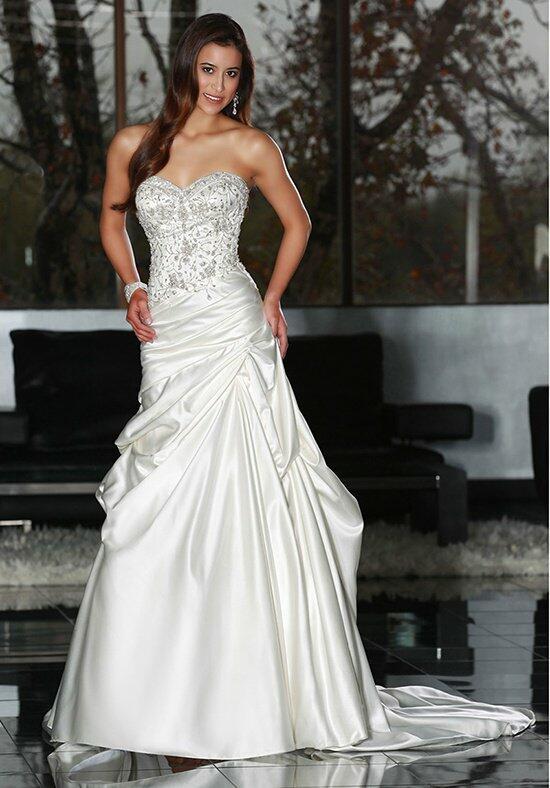 Da Vinci Wedding Dress Davinci Bridal 50311 Wedding Dress The Knot ...