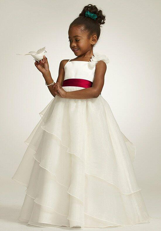 David's Bridal Juniors WG1267 Flower Girl Dress photo