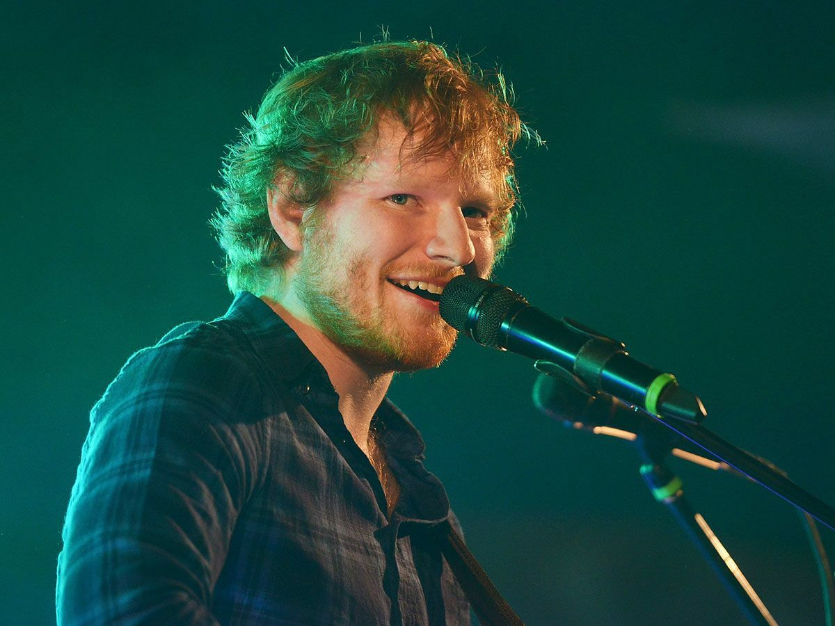 The Best Ed Sheeran Songs To Play At Your Wedding