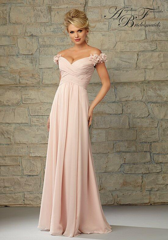 Angelina Faccenda Bridesmaids 20453 Bridesmaid Dress photo