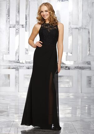 Morilee by Madeline Gardner Bridesmaids Style 21533 Halter Bridesmaid Dress