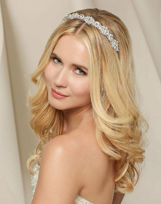 Bel Aire Bridal 6514 Wedding Headbands photo