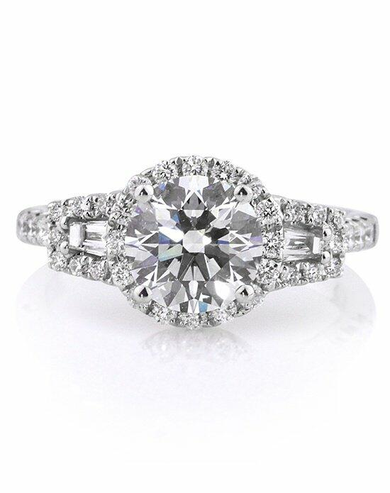 Mark Broumand 2.37ct Round Brilliant Cut Diamond Engagement Ring Engagement Ring photo