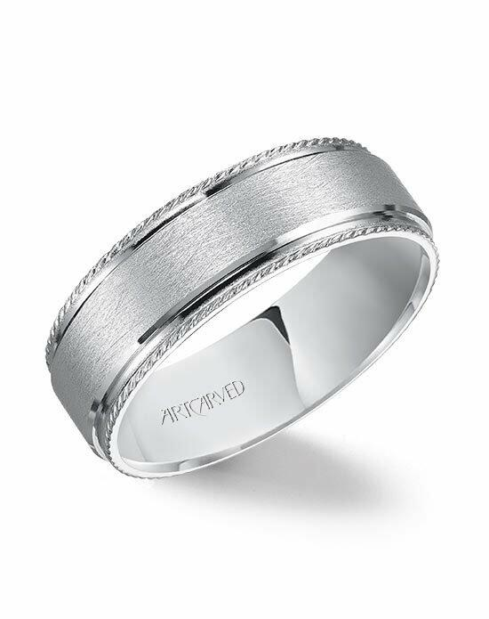 ArtCarved 11-WV7463W7-G Wedding Ring photo