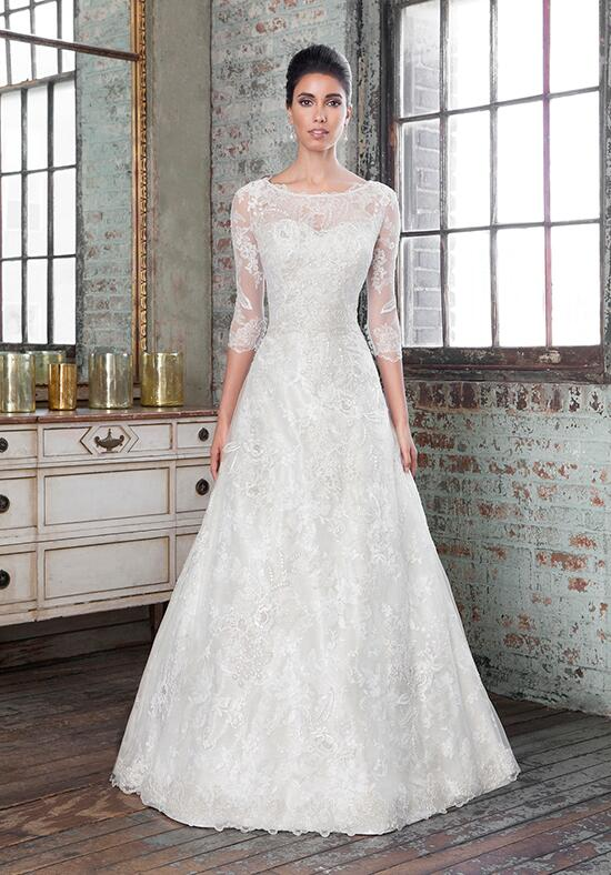 Justin Alexander Signature 9801 Wedding Dress photo