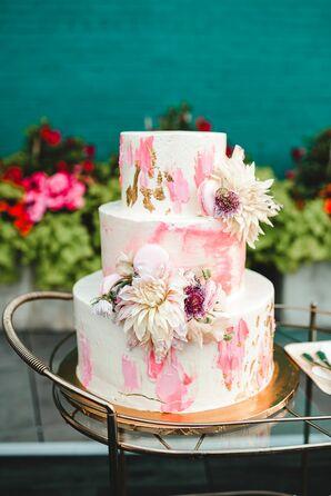 Wedding Cake at The Madison  in Detroit, Michigan