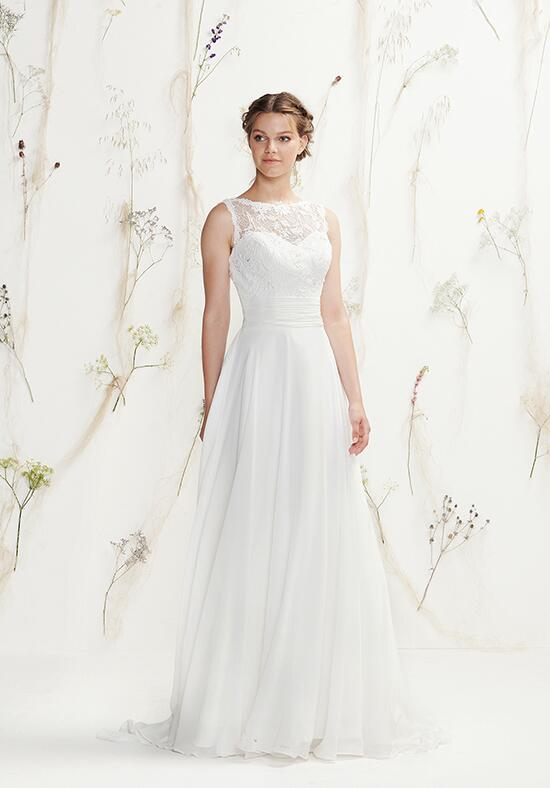 Lillian West 6401 Wedding Dress photo