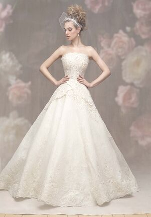 Allure Couture C451 Ball Gown Wedding Dress