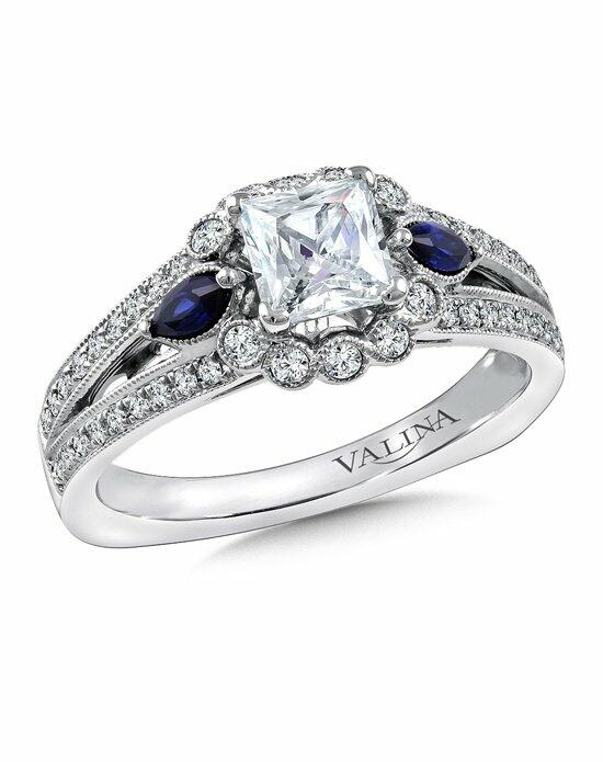 Valina R9802WP-BSA Engagement Ring photo