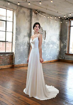 All Who Wander Aiden A-Line Wedding Dress