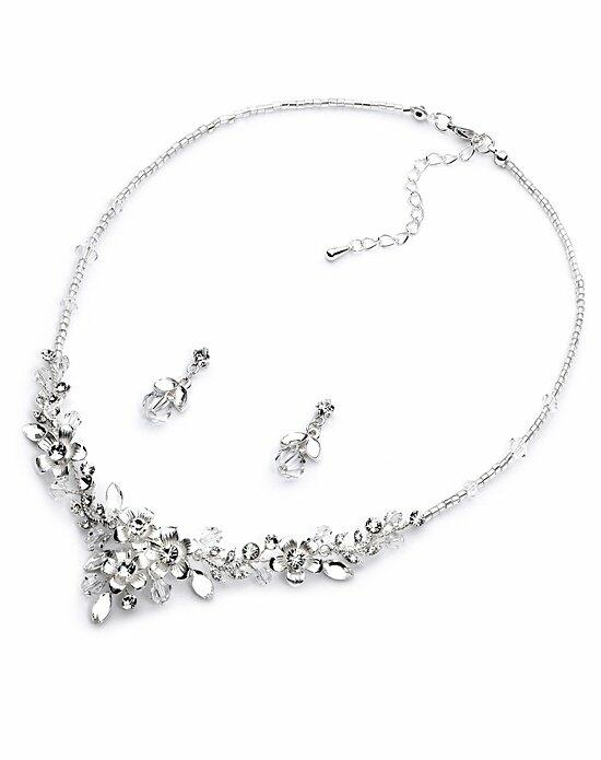 USABride Lily Bridal Jewelry Set Wedding Necklaces photo