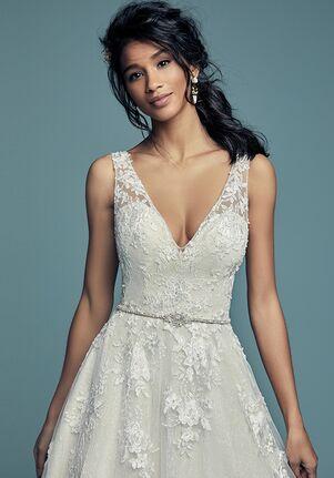 Maggie Sottero MERYL LANE A-Line Wedding Dress