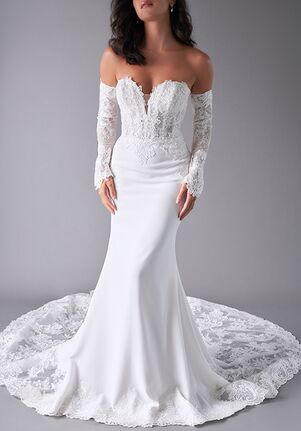 Louvienne Shiv Mermaid Wedding Dress