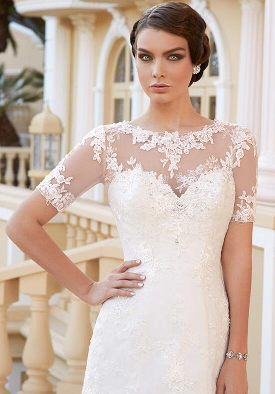IVOIRE by KITTY CHEN ELISE JACKET V1399J Wedding Dress photo