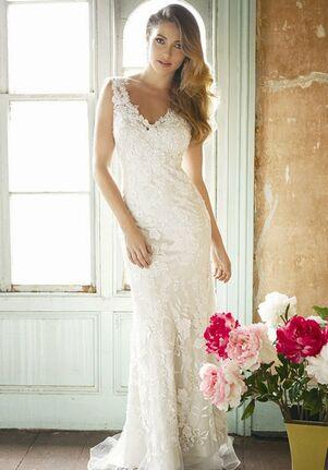 Allure Bridals 8800 Sheath Wedding Dress