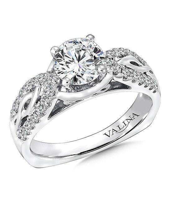 Valina R9269W Engagement Ring photo