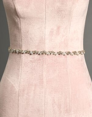 To Have & To Borrow Loren Ivory, Silver Sashes + Belt