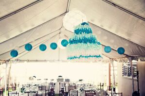 Turquoise Beach-Inspired Decor at The Lone Palm