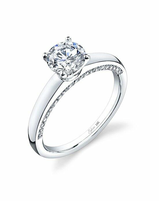 Sylvie Collection SY700 Engagement Ring photo