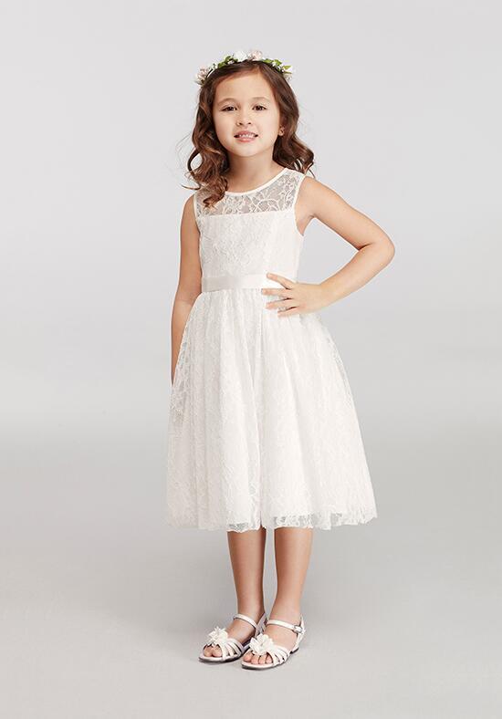 Flower Girl Dresses Davids Bridal White : David s bridal juniors flower girl dresses